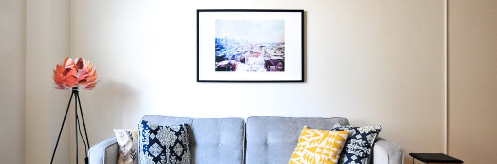 how to sell art online - home art