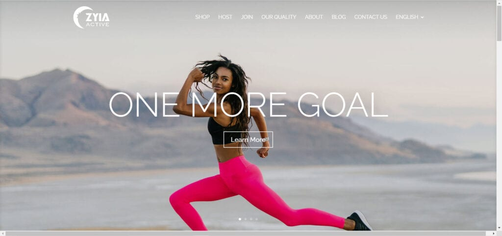zyia active mlm review - Home