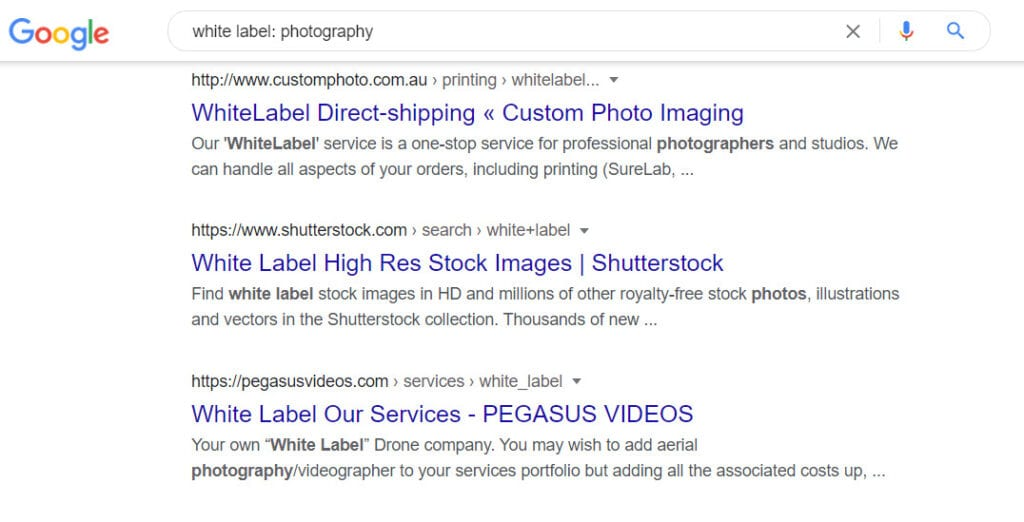 How To Monetize a Photography Blog - whitelabel photography