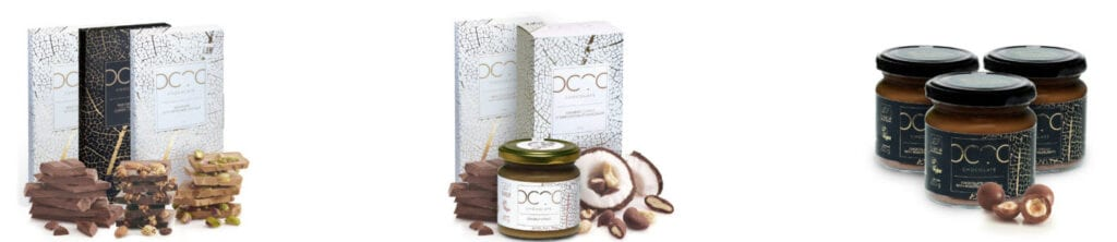 Chocolate Affiliate Programs - Octo Chocolate products