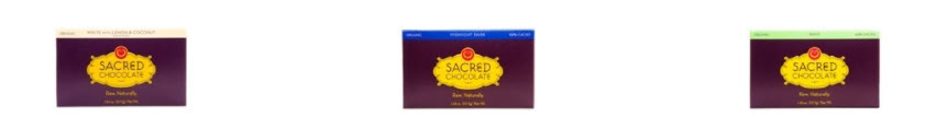 Chocolate Affiliate Programs - Sacred Chocolate products