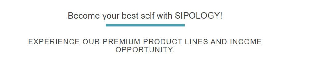 Sipology MLM Review - Blurb 1