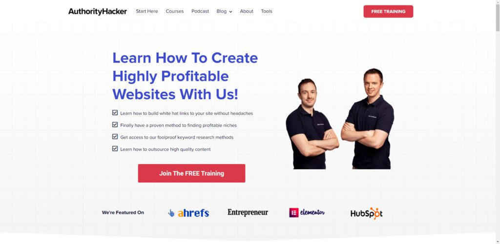 High ticket affiliate programs - Authority Hacker