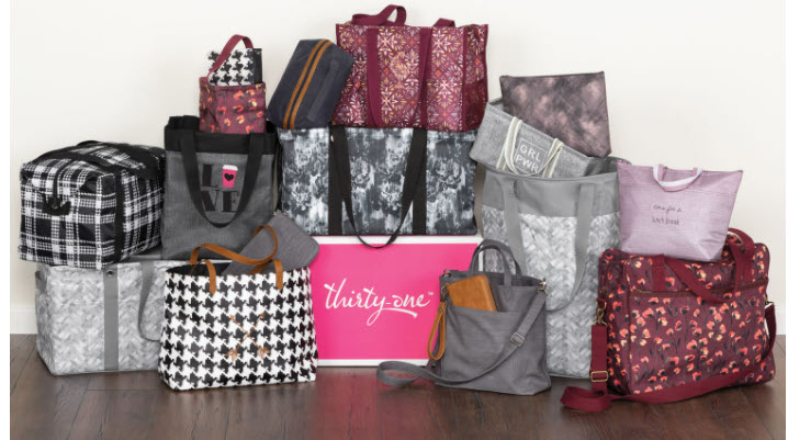 Thirty-One Gifts MLM Review - products