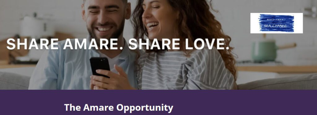 Amare Global MLM Review - Header