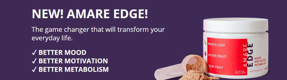 Amare Global MLM Review - edge